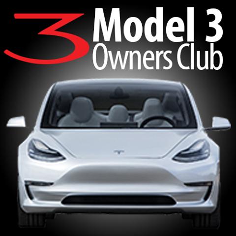Model 3 Owners Club